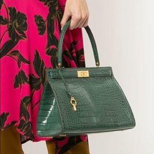 879621dbf231 Tory Burch Bags - Limited Edition Tory Burch Lee Radziwill Satchel